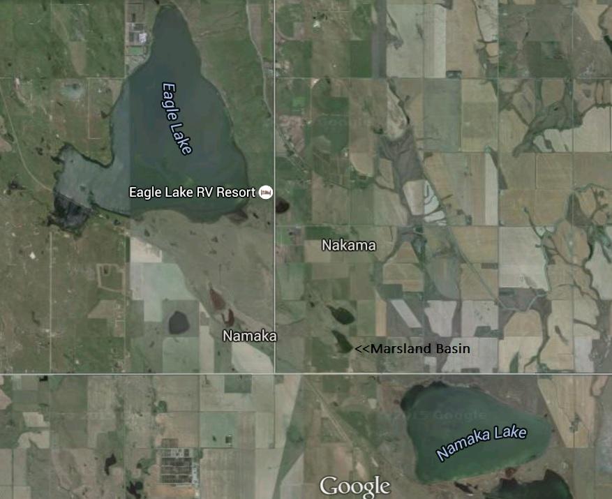Marsland Basin