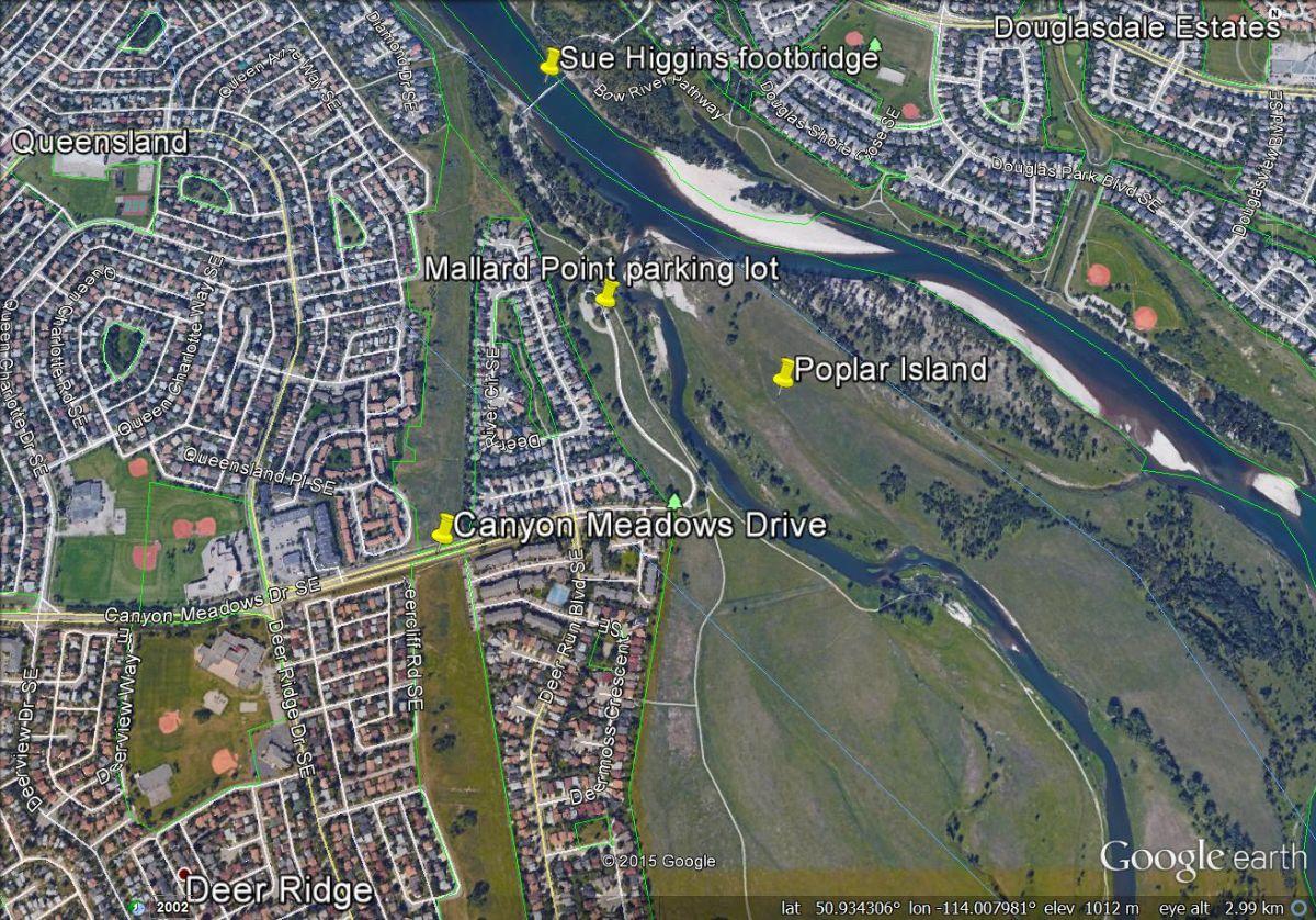 Mallard point map 3